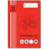 EXERCISE BOOK BLANK A4 48Pg