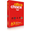 """PAPER A3 WHITE 80gsm""""OFFICE CHOICE"""" REAM"""