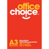 POUCH LAMINATING A3 125mic BOX/100 *** OFFICE CHOICE BRAND ***