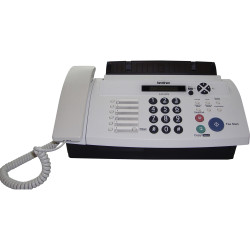 FAX MACHINE PLAIN PAPER WITH TELEPHONE USES PC-402RF