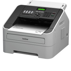 BROTHER LASER PLAIN PAPER FAX MACHINE WITH TELEPHONE HANDSET
