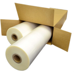 Gold Sovereign Laminating Roll Film 790mmx100m 80 Micron